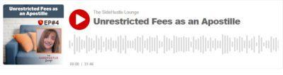 Listen to Judi on The Side Hustle Lounge by Bill Soroka